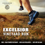 Trail Run at Excelsior Wines